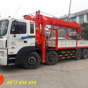 hyundai hd360 gắn cẩu kanglim ks5206