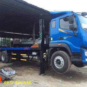 xe nâng đầu thaco auman c240