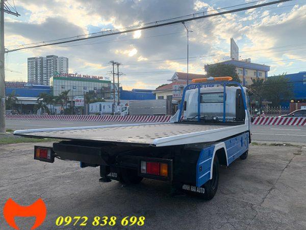 xe cứu hộ sàn trượt isuzu 2.5 tấn