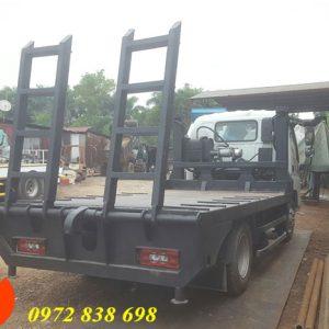 xe nâng dầu 5 tấn thaco ollin 500b