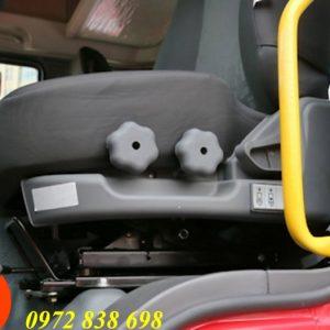 ghế hơi xe tải hyundai