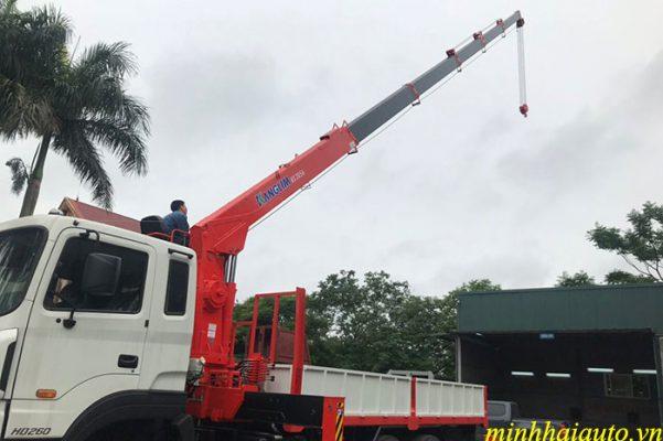 cẩu kanglim 7 tấn