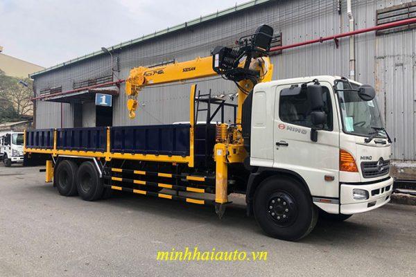 cẩu soosan 7 tấn